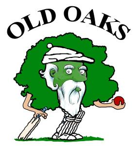Old oaks logo