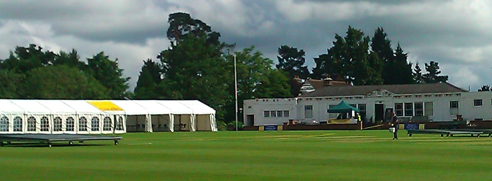 Manor Marquee on Sevenoaks Vine