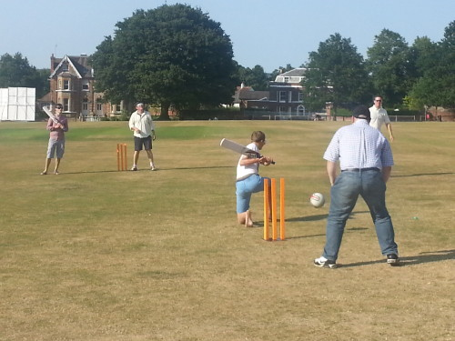 Visually Impaired Cricket