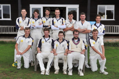 The victorious 2013 3rd XI